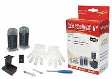 cartridge refill tool kit for Canon PG-245 PG-645 Dye Black ink