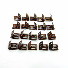 20pcs No Sag Furniture Upholstery Spring Clips with Plastic Insulator