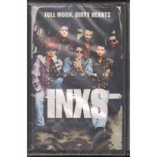 INXS MC7 Full Moon , Dirty Hearts Nuova Sigillata 0731451863745