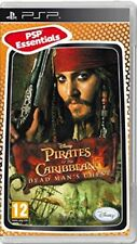 Disney Pirates of the Caribbean Dead Man's Chest - PSP Essentials - New & Sealed
