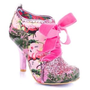 irregular choice Abigails 3rd Party Pink