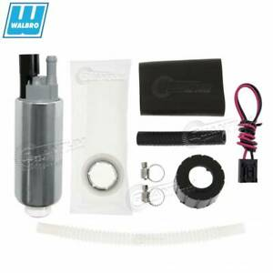 GENUINE WALBRO/TI GSS340 255LPH Fuel Pump & Install Kit for Saab 900-S 1989-1989
