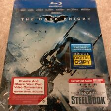 The Dark Knight (Blu-ray Disc, 2012, Steelbook) Future Shop