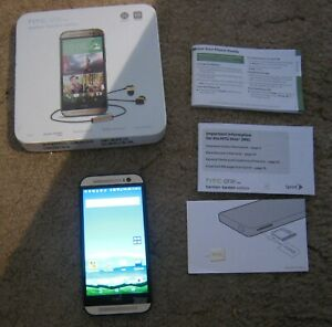 HTC One M8 32GB (Sprint) Smartphone Harman/Kardon