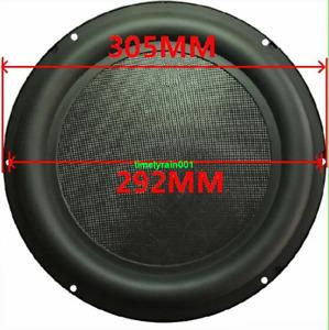 "1ps 12""inch bass radiator Woofer diaphragm basin passive Speaker strengthen bass"
