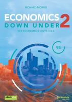 Economics Units 3&4 e-book Economics Down Under 2 VCE Economics Unit 3&4 9E