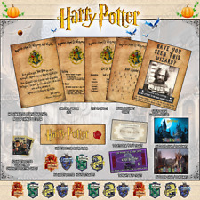 Harry Potter PERSONALISED Gift Set  Hogwarts Acceptance Letter+* Ultimate Pack *