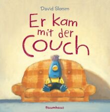 Er kam mit der Couch (Mini-Ausgabe) von David Slonim (29.09.2017, Hardcover)