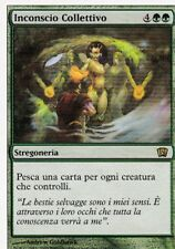 MAGIC MTG - INCONSCIO COLLETTIVO - ORO - RARA -  IN ITALIANO - BORDO BIANCO