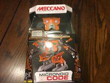 MECCANO ENGINEERING & ROBOTICS MAGNA MICRONOID CODE  NEW IN SEALED BOX