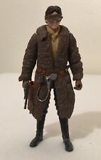 "Solo A Star Wars story  HAN SOLO Mission on Vandor brown fur coat 3.75"" figure"