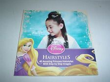 Disney Princess Hairstyles : 40 Amazing Princess Hairstyles with Step by Step...