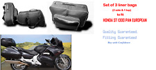PANNIER LINER SIDE BAGS & TOP BAG FOR HONDA ST 1300 PAN EUROPEAN (PACK OF 3)