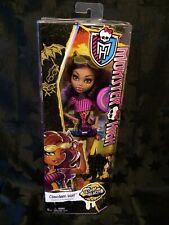 Monster High Gloom Beach Clawdeen Wolf Doll, New In Box