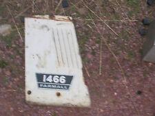 International Ih Farmall Tractor 1466 Side Panel