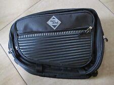 Bolsa sillín/motocicleta bolso de moto detalle en buen estado a vender