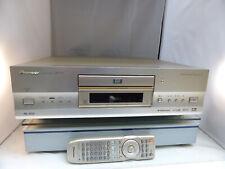 Pioneer DVD-Player DV-737 in Champagner mit fernbedienung (2)