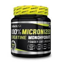 BIOTECH USA 100%  MICRONIZED creatina monohydrate 500g
