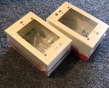 65 x 65 x 40 mm, cierre con sistema de clip Legrand LEG94516 color gris Caja de derivaci/ón cuadrada