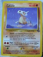 Cubone Pokemon Tradingcard englisch Nintendo TC TCG GAME FREAK