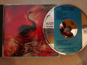 DEPECHE MODE Speak & Spell, CD /1981/11 Songs