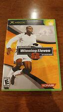 World Soccer Winning Eleven 8 International (Microsoft Xbox, 2005) GOOD COMPLETE