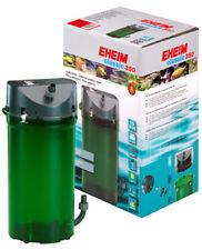 Eheim Classic 350 Plus Filtro de alimentación externa 2215 + Media Pez Tanque Acuario