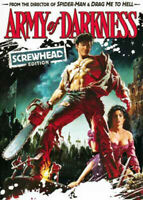 Army of Darkness (Screwhead Edition) DVD NEW