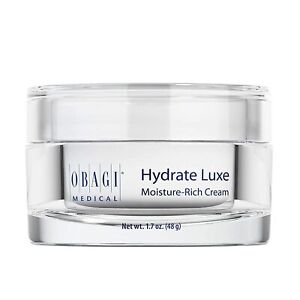 Obagi Medical Hydrate Luxe Moisture-Rich Cream 1.7 Oz, Pack of 1