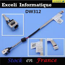 Dell inspiron mini portable 10 1012 1011 dc jack Port Socket Connecteur cable pc