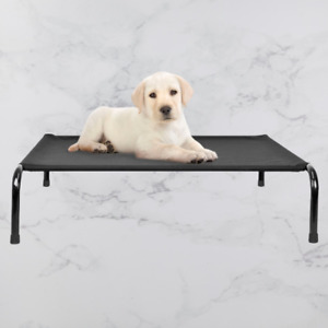 Elevated Pet Bed Dog Puppy Cat Comfortable Joint Pressure Relief Cot 110 x 80cm