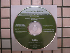 Dell Windows XP Pro SP2 Reinstall CD - New, Sealed + FREE SHIPPING Part KY938