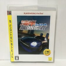 Used PS3 Wangan Midnight for Playstation3 the Best Japan Import
