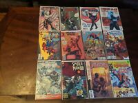 Great Modern Age Comics! (Lot of 12 ) Spiderman and SpiderGwyn - Random Issues