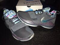 NIKE PG 1 PG13 PAUL GEORGE PLAYER EXCLUSIVE PE EYBL TEAM ISSUED DS SIZE 13