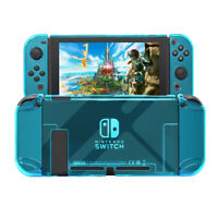 For Nintendo Switch Joy-Con Protective Clear Hard Case Anti-Scratch Shell Cover