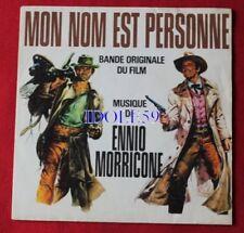 Disques vinyles 45 tours pour la musique de film Ennio Morricone
