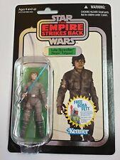 La colección Vintage De Star Wars Luke Skywalker tarjeta chase hoja de: Bespin uniforme