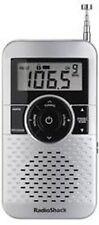RadioShack AM/FM Digital Pocket Radio (PL1-3157-1201475-UG)
