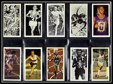MUHAMMAD ALI 1979 Brooke Bond Olympic Challenge 40 Tobacco CARD SET EXMT FreeS&H