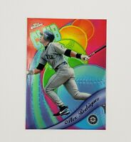 1999 Topps Chrome All Etch Club 40 Alex Rodriguez AE12  Refractor nm m