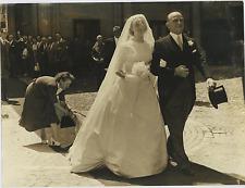 Cesare et Nicoletta Merzagora  Vintage silver print,Cesare Merzagora (Milan, 9