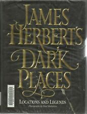 James Herbert's Dark Places: Locations and legends by Paul D. Herbert