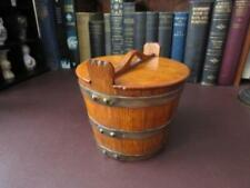 Oak Original Edwardian Antique Woodenware