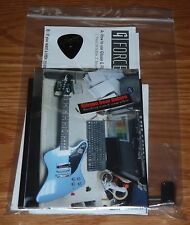 Gibson Firebird Studio HP Case Candy Manual Warranty Wrench Cloth Guitar Parts