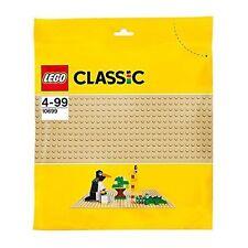 Lego Classic 10699 Sand Baseplate X2