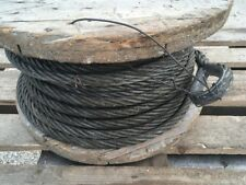 Câble de traction.