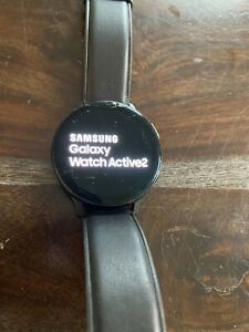 Samsung Galaxy Watch Active 2 44m GPS- CRACKED SCREEN
