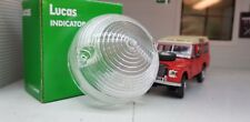 Land Rover Series 3 Sidelight Side Light Genuine OEM Lucas Clear Lens L760 L874