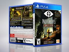 Little Nightmares - Complete Edition - PS4 - Replacement - Cover/Case - NO Game